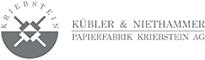 Kübler & Niethammer Papierfabrik Kriebstein AG